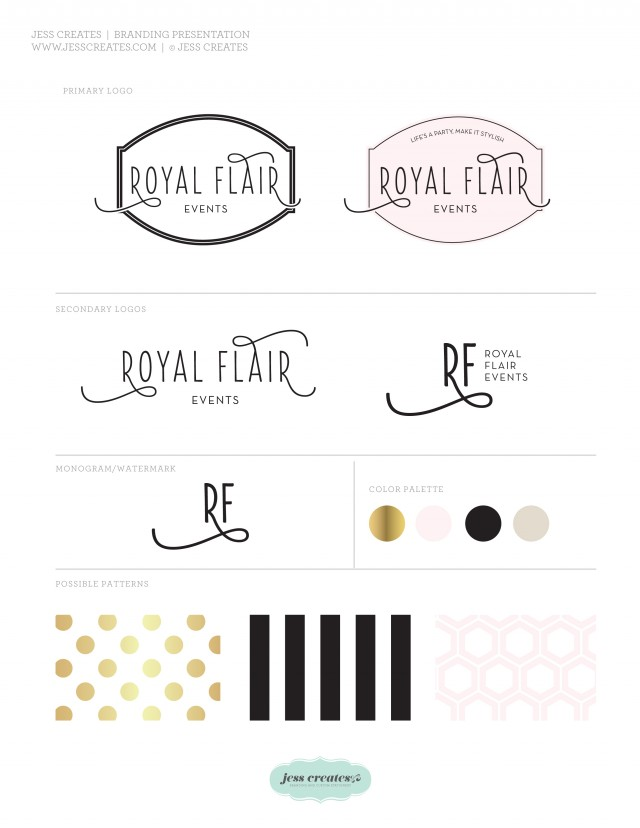 Royal Flair Branding