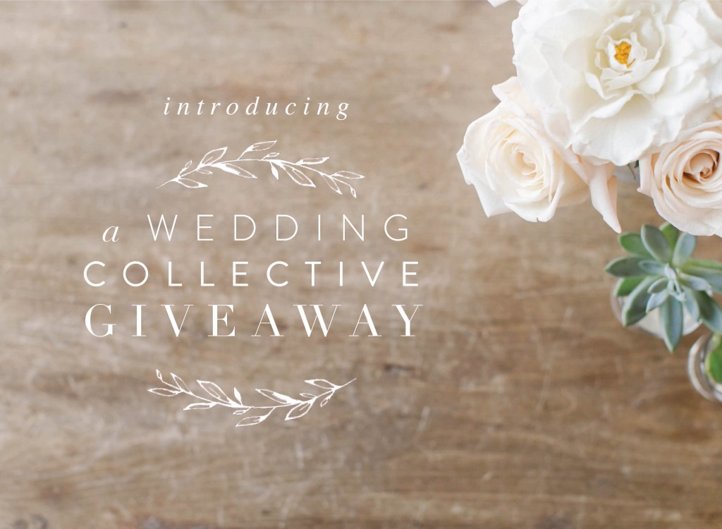A Wedding Collection Giveaway with Katelyn James