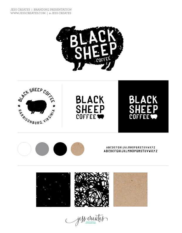 BlackSheep_BrandBoard