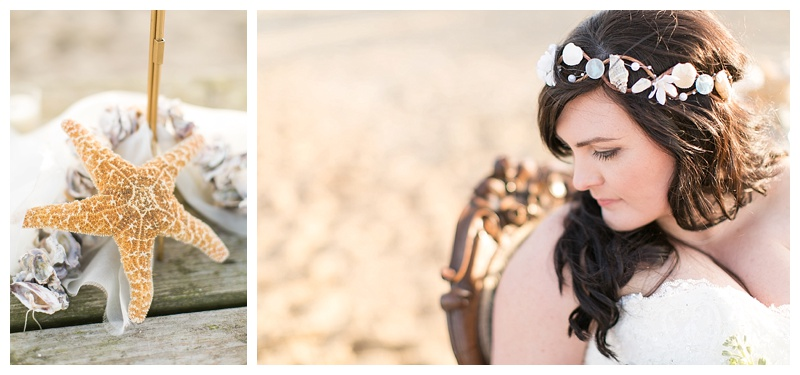 Mermaid Styled Shoot