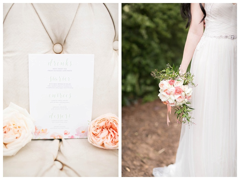 Blush Watercolor Invitations