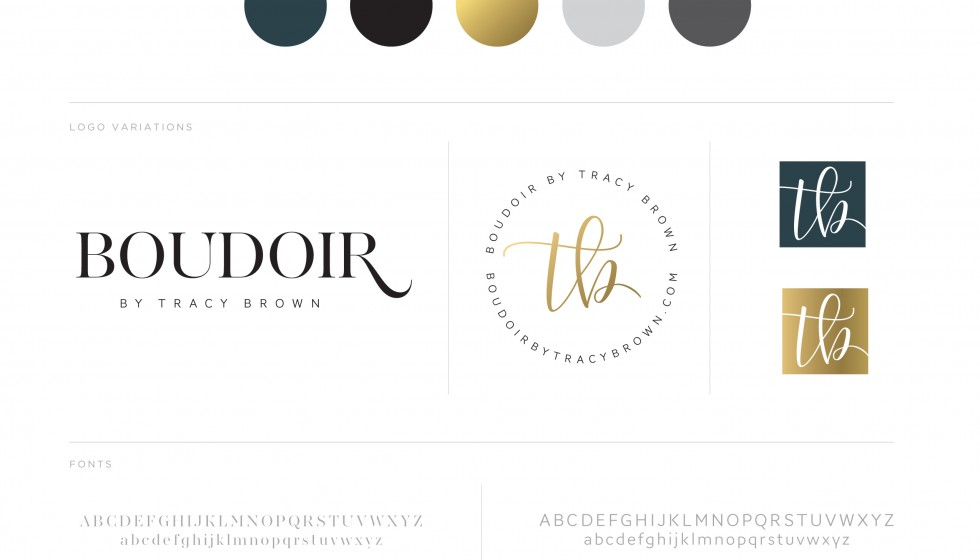 Boudoir by Tracy Brown Branding