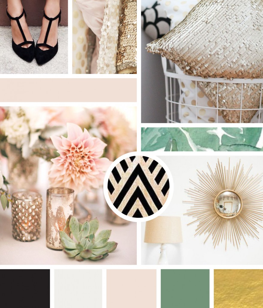 Kelly Pullman Photography Inspiration Board
